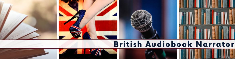 British VoiceOver Lady